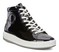 Chaussure montante ECCO Soft 9 pour femmes (BLACK)