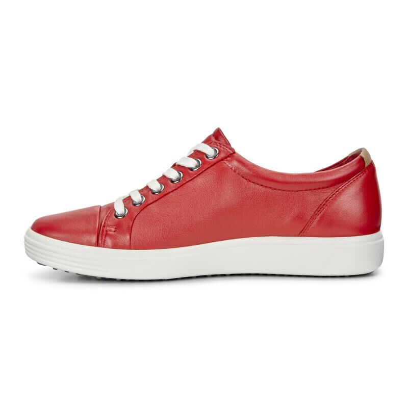 ecco soft 7 red