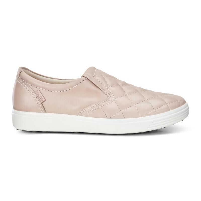 Soft 7 Quilted Slip-On ECCO oOJJ2d