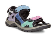 ECCO OFFROAD Flat Sandal (MUTICOLOR PASTEL)
