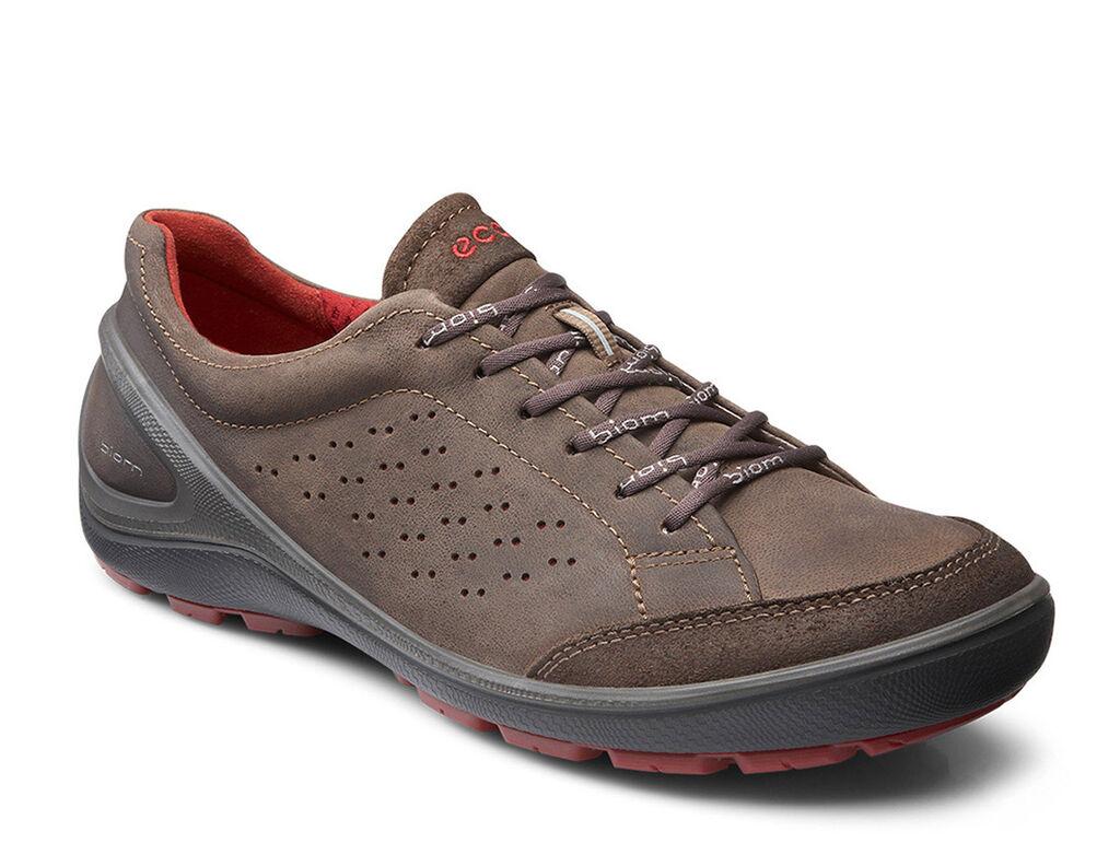 Ecco Mens Biom Grip 1 1 Shoes Lace Shoes Ecco Canada