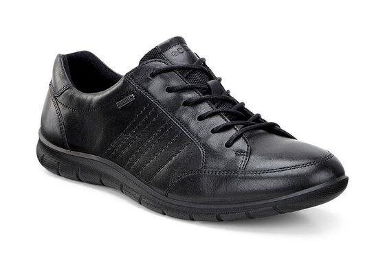 ECCO Babett GTX Sneaker (BLACK)